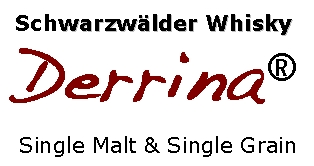 Schwarzwälder Whisky Derrina - Single Malt und Single Grain